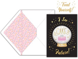 Jolees Boutique Greeting Card-I See Cake - $20.43