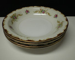"""HARMONY HOUSE """"WEMBLEY"""" 5 of the 7 3/4"""" SOUP BOWLS~~~nice ones"""