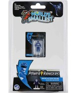 World's Smallest Mighty Morphin Power Rangers Micro Action Figures: Blue... - $11.88