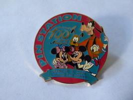 Disney Intercambio Broches 32297 100 Años de Magia Azul Pin Estación Pin - $13.95