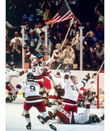 1980 US Olympic Celebration CTK Vintage 18X24 Color Hockey Memorabilia Photo - $34.95
