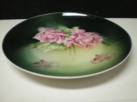 PRUSSIA TYPE PLATE~~marked JR  BAVARIA~~~handpainted~~~nice one - $7.99
