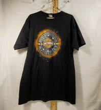06/03 Harley Davidson Of Nassau Graphic T Shirt W Harley Davidson Emblem... - $33.93