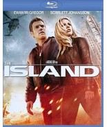 The Island (Blu-ray Disc, 2013)  - $5.00