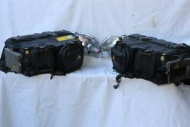 01-03 Audi A8 S8 Quattro HID Xenon Headlight Head Lights Set L&R - PRO POLISHED image 8
