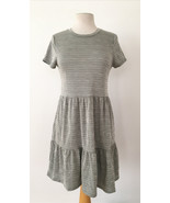 New Rolla Coster Light Green and White Dress Size Medium - $23.76