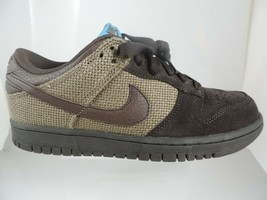 NIB Nike Dunk Low CL Tar Boulder/Cocoa Casual Sneakers Leather retro Sho... - $49.99