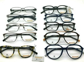 10 Timberland  Metal&Plastic  Frames Wholesale lot Black Gunmetal+ glass... - $320.07
