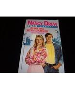 Nancy Drew Mystery paperback 'Flirting with Danger' - $8.59