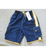 Boys Size 7 Arizona Blue Polyester Cargo Shorts - $8.99