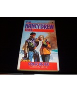 Nancy Drew Mystery paperback 'Cold as Ice' - $8.59