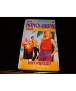 Nancy Drew Mystery paperback 'Hot Pursuit' - $8.59