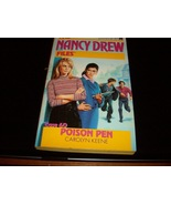 Nancy Drew Mystery paperback ' Poison Pen' - $8.59