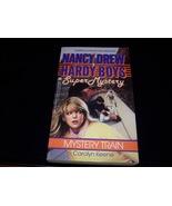 Nancy Drew & Hardy Boys Mystery p/b 'Mystery Train' - $8.59