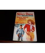 Nancy Drew Mystery paperback  'White Water Terror' - $8.59