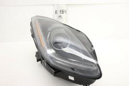 OEM HEAD LIGHT HEADLIGHT LAMP XENON HID JAGUAR F-TYPE TURBO 14-18 RH dam... - $217.80