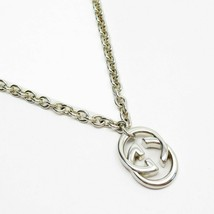 Gucci Necklace Double 925 Silver Classic Popularity F/S - $340.95