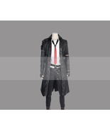 PlayerUnknown's Battlegrounds PUBG Trench Coat Black Cosplay Costume for... - $229.00