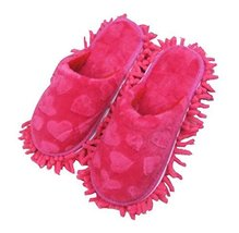 New Style Hot Sale Microfiber Magic Cleaning Slippers For Women - $13.64