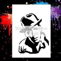 Humphrey Bogart Airbrush Stencil,Template - $10.39