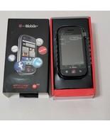 Motorola CLIQ  with MotoBlur (T-Mobile) - Black New Open Box with paperwork - $74.79