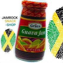 GRACE GUAVA JELLY/JAM(2BOTTLES/340G EACH)+FREE SHIPPING - $20.00