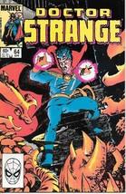 Doctor Strange Comic Book #64 Marvel Comics 1984 Very Fine+ New Unread - $3.25