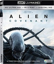 Alien: Covenant [4K Ultra HD + Blu-ray + Digital HD]