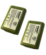 2-Pack HQRP Cordless Phone Battery for AT&T 102 103 89-1324-00-00 89-042... - $13.95