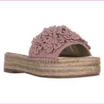Carlos by Carlos Santana Chandler Sandals Pink Blush, Size 5.5 M - $23.10
