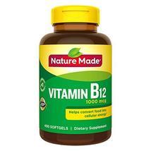 Nature Made Vitamin B-12 1000 mcg - 400 Softgels - $28.75