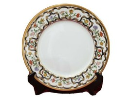 Christian Dior China Renaissance Set of 2 Dinner Plates excellent condition - $199.97
