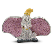 Disney Parks Dumbo Jeweled Figurine by Arribas Brothers New with Box - $366.31
