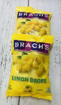 Brach's Lemon Drops Candy 9 oz Pack of 2 Exp. 01/22 - $18.80