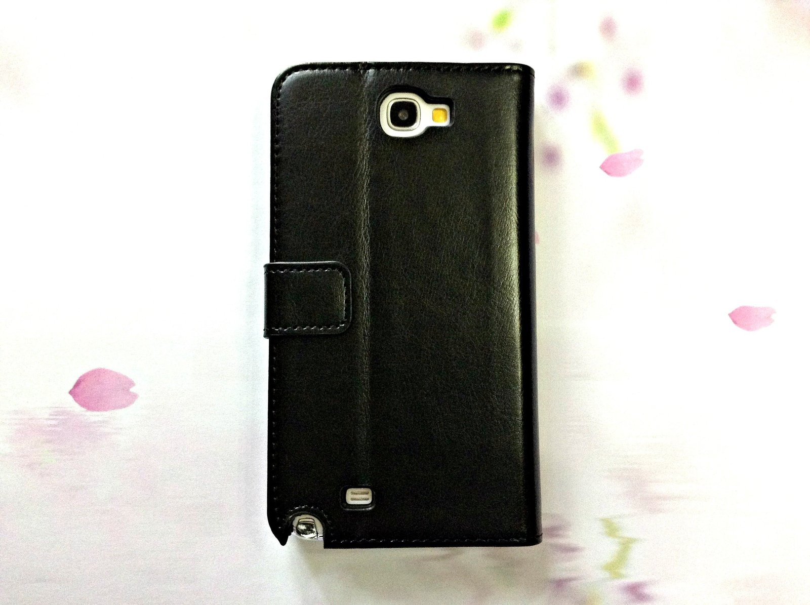 Hand leather wallet handmade phone case cover for Apple / Samsung / LG MN0062