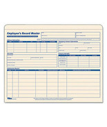 New TOPS TOP32801 Employee Record Master File Jackets 15 Pack Manila - $21.75