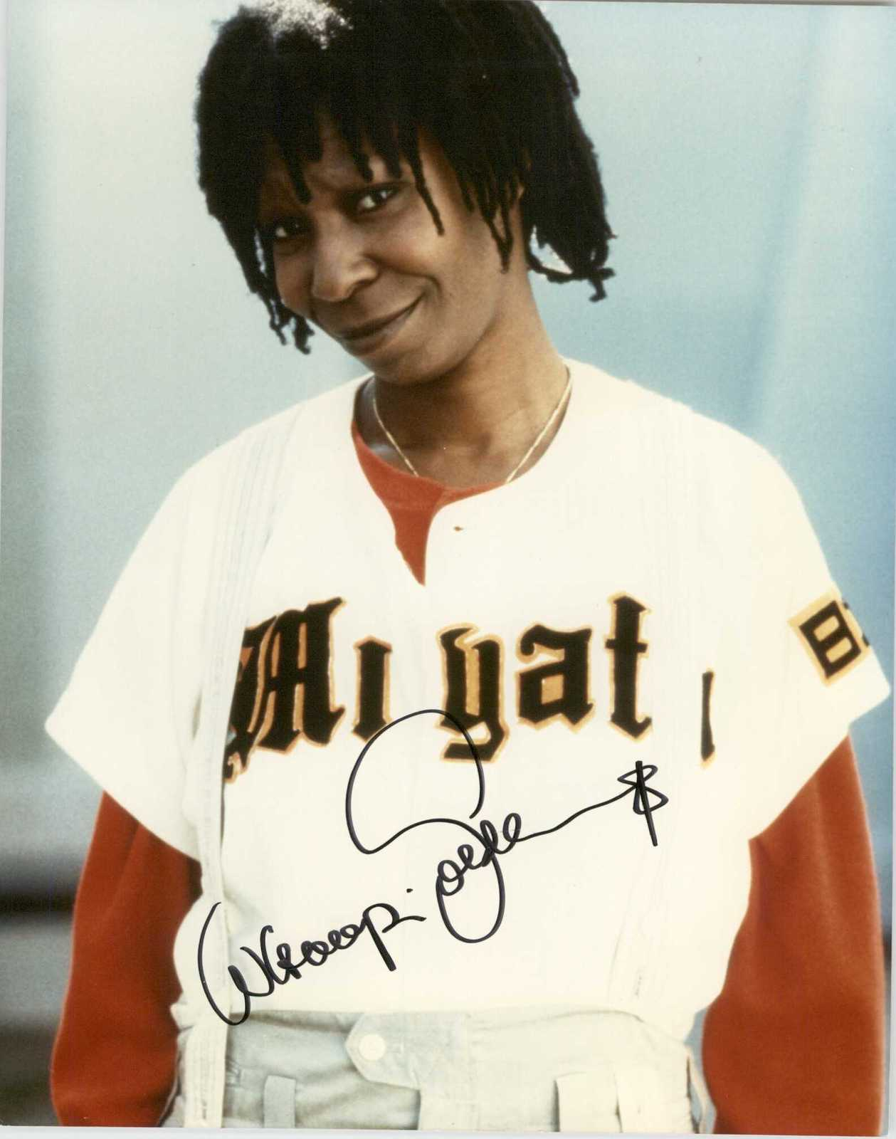 "Primary image for Whoopi Goldberg Signed Autographed ""Jumpin Jack Flash"" Glossy 8x10 Photo"