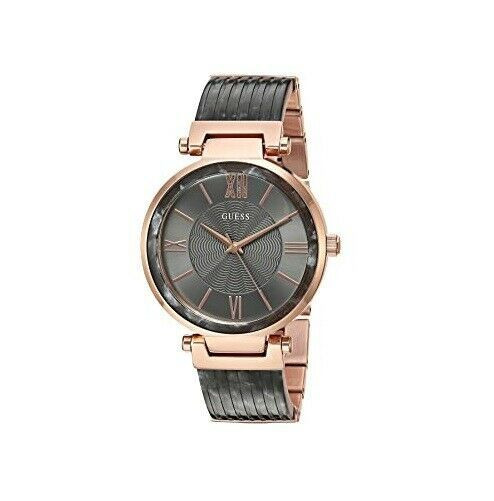 Guess W0638L11 Women's Soho Rose Gold Tone Wristwatch - $118.32
