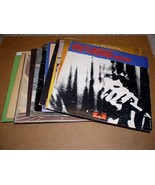Phonograph Record Album Lot Of 23 Vintage Rock Pop - $59.99