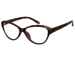EBE Bifocal Reading Glasses Mens Womens Cat Eye Tortoise Light Weight An... - $29.39