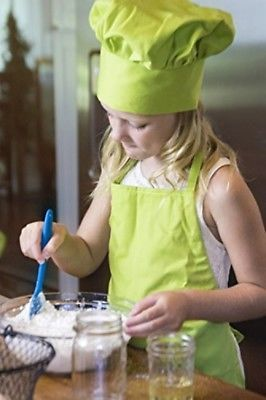 Primary image for  ObviousChef Kids - Child's Chef Hat Apron Set, Kid's Size, Children's Kitchen
