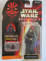 STAR WARS Darth Sidious - EPISODE I - COMMTECH CHIP - $8.00