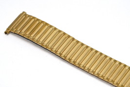 18-22MM Gold Stainless Steel Twist O Flex Expansion Watch Band Strap - $14.84
