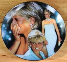 The Franklin mint heirloom recommendation princess of style collector plate - $15.80