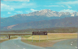 Pikes Peak, Colorado Postcard - $3.99