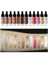 BAHYHAQ - 12 Colors Liquid Long lasting Highlighter Cream Make up Concealer - $3.86