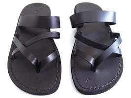 Leather Sandals for Women APHRODITE by SANDALIM Biblical Greek Roman San... - $39.44 CAD+
