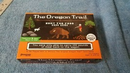 The Oregon Trail Hunt for Food Card Game New Open Box - $7.79