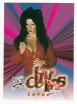 Chyna 2001 Fleer WWF WrestleMania Card #63 Divas - $3.22