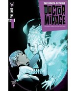 Death-Defying DOCTOR MIRAGE #1-2 (Valiant/2014)*1st Collector's Issue! - $4.95